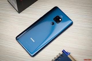 Huawei Mate 20 mendapatkan usia baterai terbaik dari setiap flagship pada tahun 2018