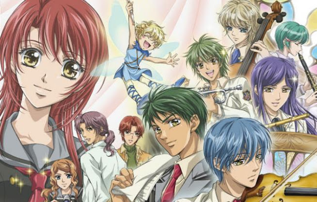Anime Magic School Romance Terbaik - Kiniro no Corda: Primo Passo