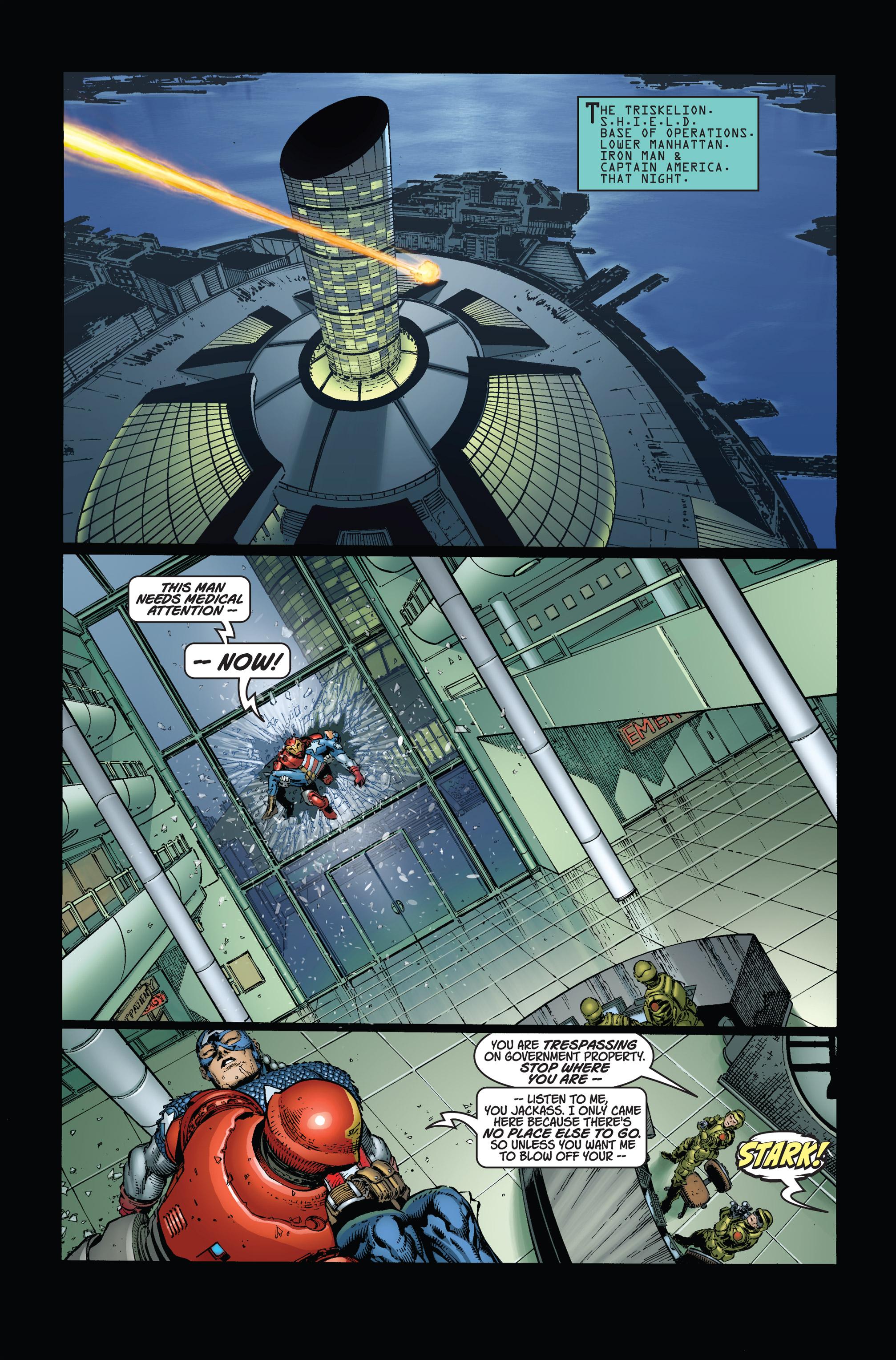 Read online Ultimatum comic -  Issue #2 - 6