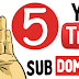 YouTube Sub Domains and Page That You Probably Didn't know