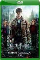 Harry Potter y las Reliquias de la Muerte – Parte 2  (2011) DVDRip Latino