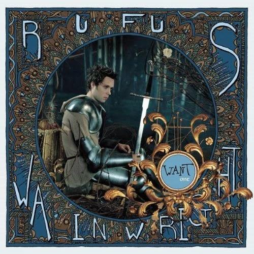 Portada disco Rufus Wainwright 2003