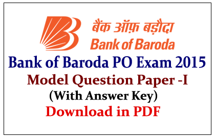 Ibps Po Exam Model Question Paper With Answers Pdf