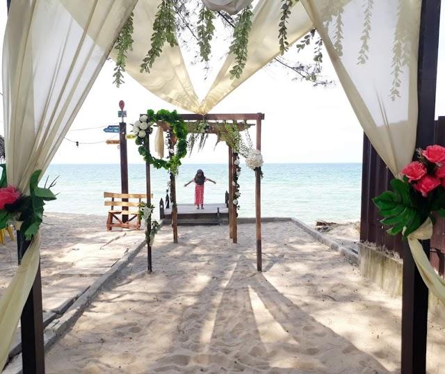 Mr Celup Tepung Station : Restoran Dekorasi Cantik dan Menarik di Pantai Penarik