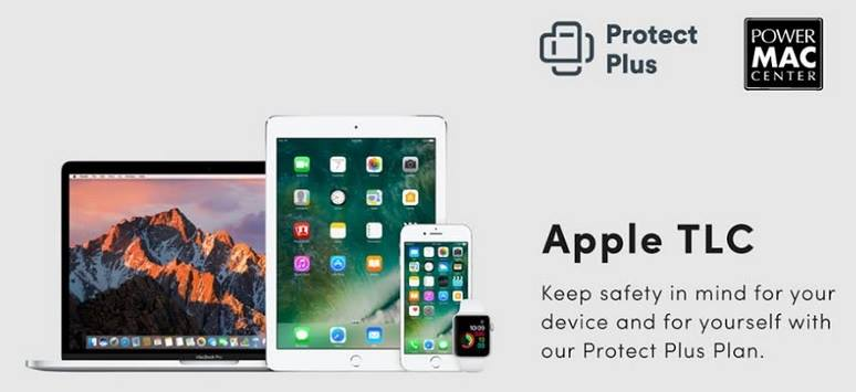 Power Mac Center Launches Protect Plus; Protection For You And Your Apple Device