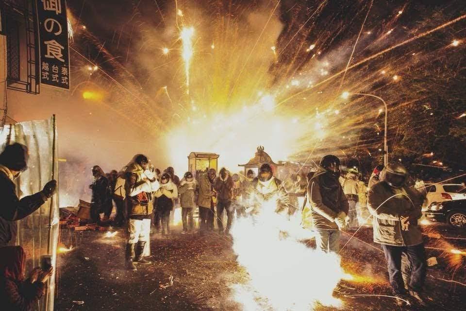 [活動] 2020鹽水蜂炮|五路線×「鼠年行大運」LED花燈主炮城×200座民間炮城