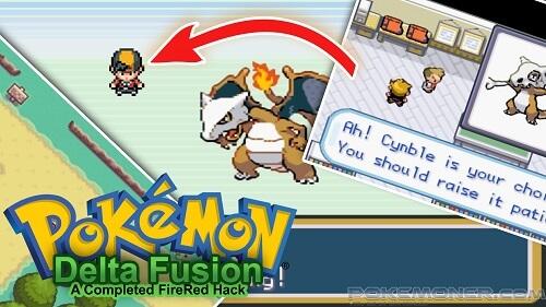 Pokemon Delta Fusion