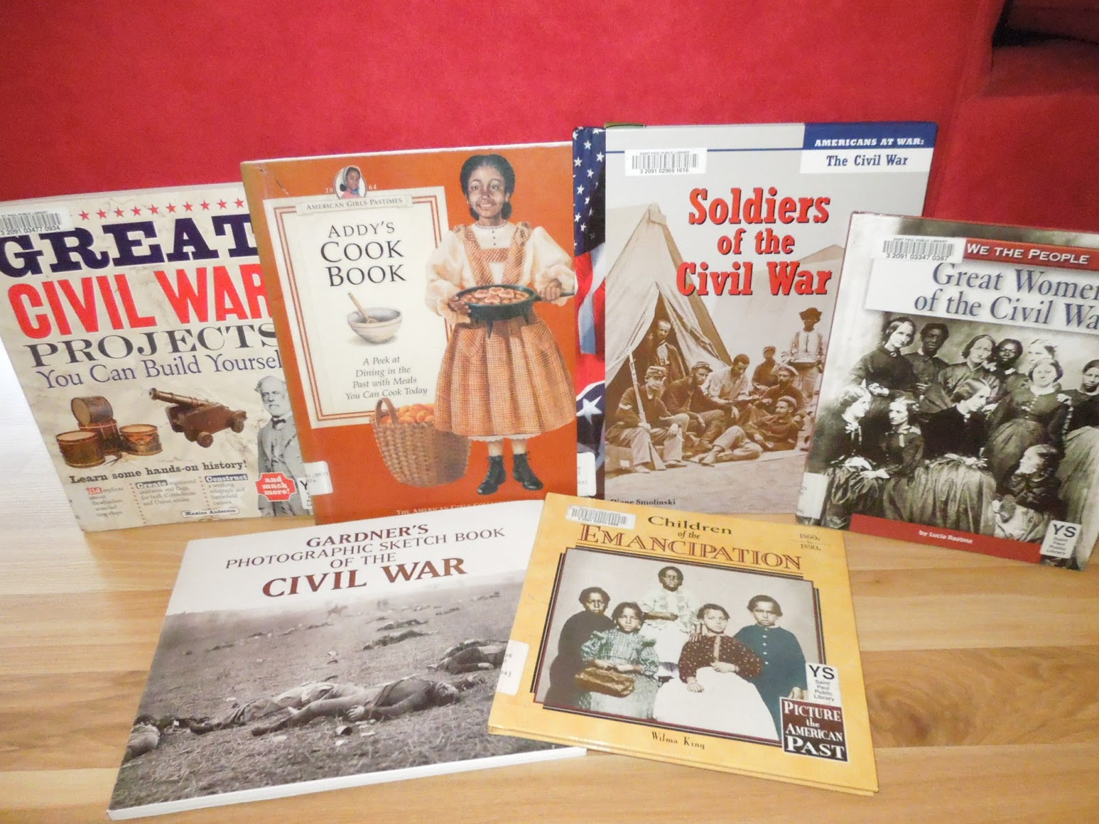 Twocowgirls Our Civil War Unit Study