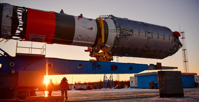 first crewless launch of soyuz 2 with manned type craft due on september
