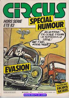Spécial collectionneurs de bande dessinée, visitez notre site