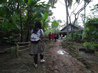 Kampung Pitu Desa Wisata Nglanggeran
