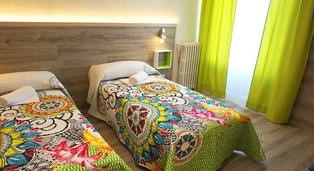 Mucho Madri Hostel