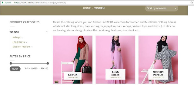 butik muslimah, pakaian muslimah, butik online, lanafira, affordable, high quality, trendy, fesyen menarik muslimah, syariah compliance, menutup aurat, fashion menutup aurat, shopping online, laman sesawang, friendly user, mesra pengguna