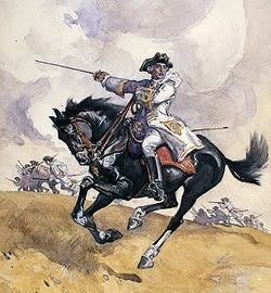 Seven Years'/French and Indian War (1754 - 1763)