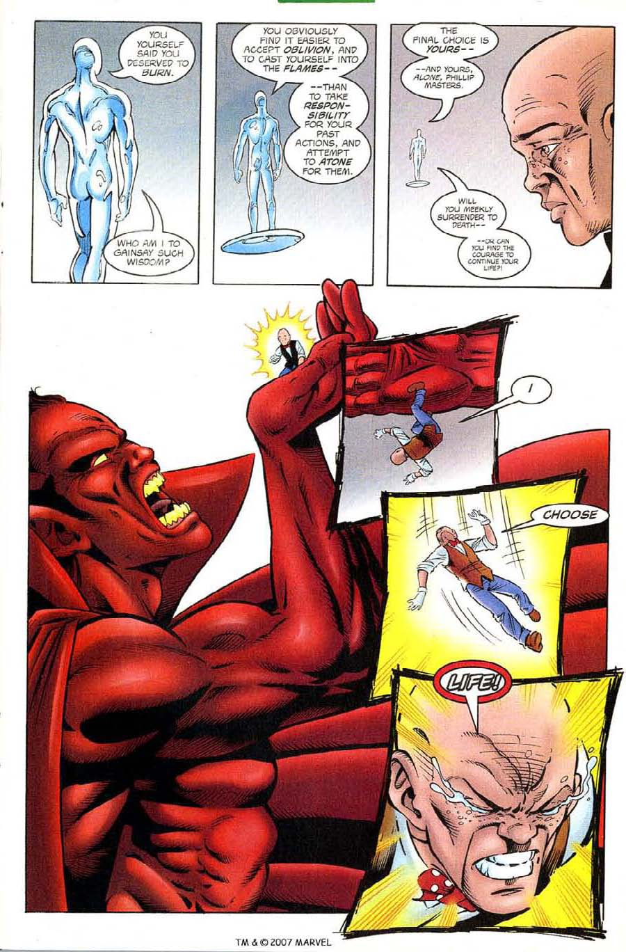 Read online Silver Surfer (1987) comic -  Issue #133 - 17