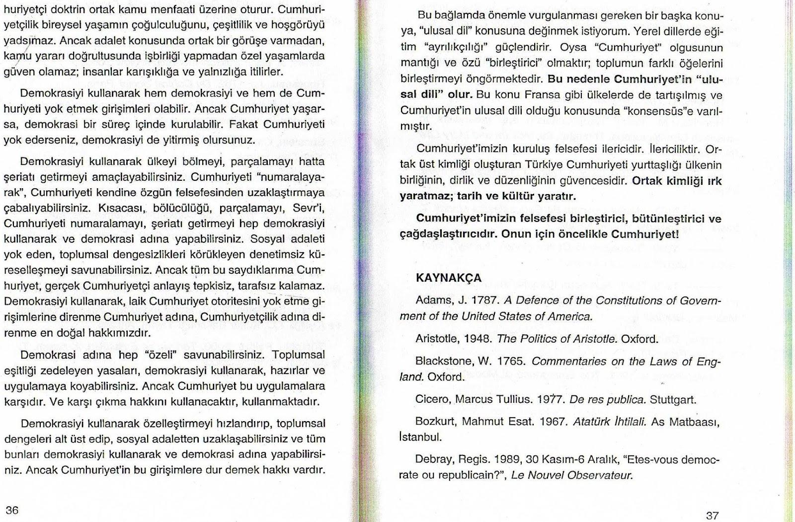 Çeçenya Anayasası: tarih, fotoğraf. Ne zaman kabul edildi