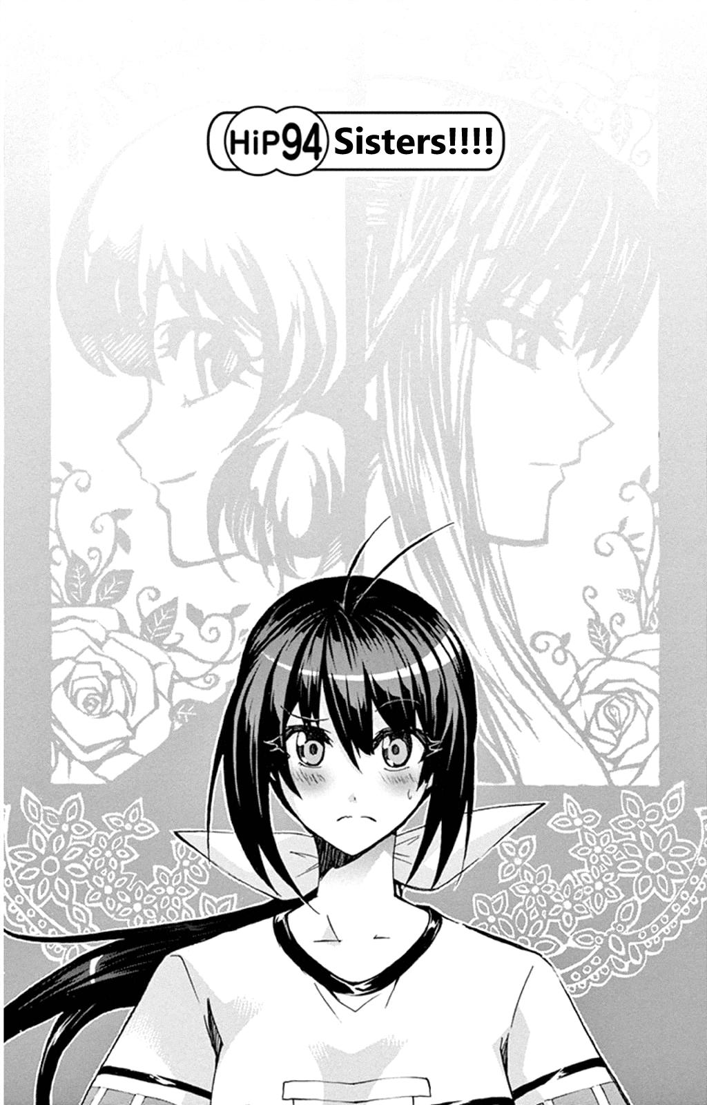 Keijo!!!!!!!! - Chapter 102