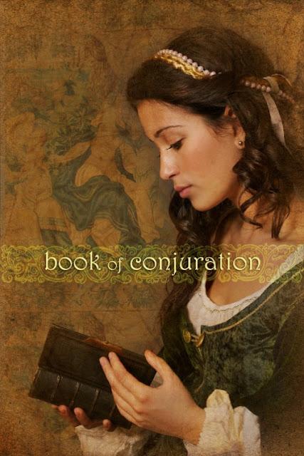 Book cover painting by Juliana Kolesova