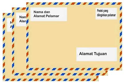 Download Contoh Surat Lamaran Kerja Resmi Baik Benar Dan Terbaru