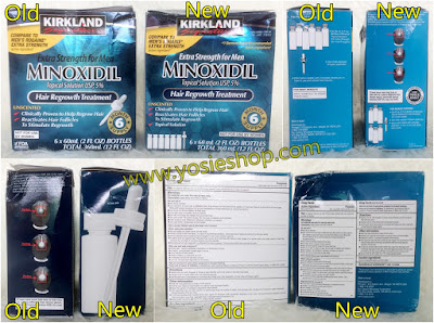 Review Detail Stock Kemasan Terbaru 2017 Kirkland Minoxidil 100% Original