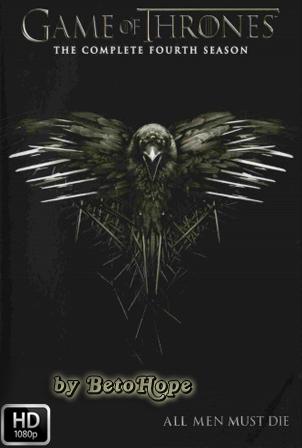 Game Of Thrones Temporada 4 [2014] [Latino-Ingles] HD 1080P [Google Drive] GloboTV