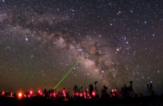 Tour Astronômico com crianças