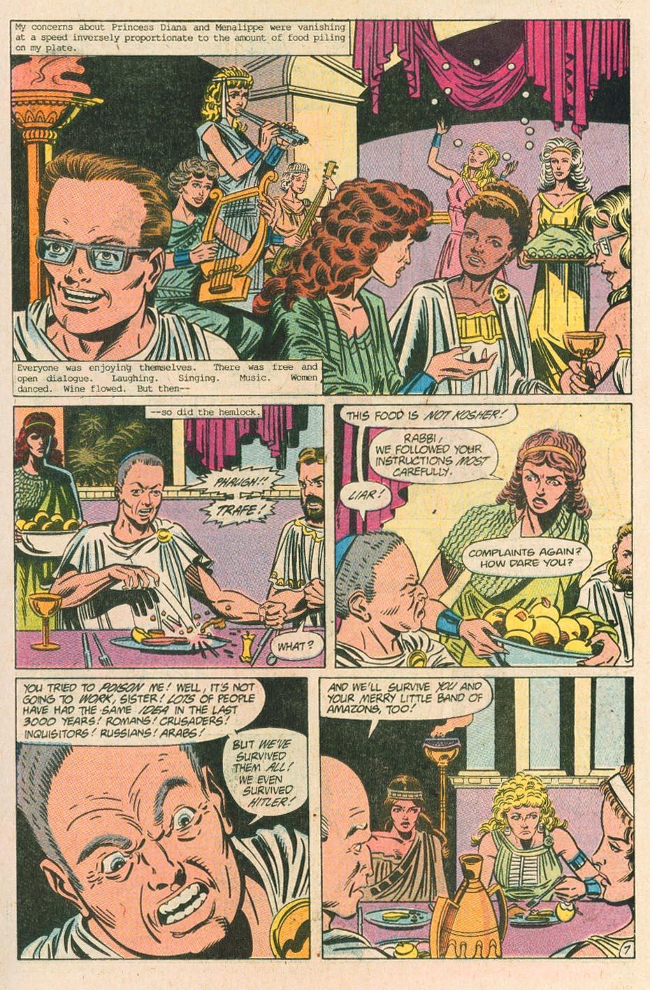 Read online Wonder Woman (1987) comic -  Issue #39 - 9