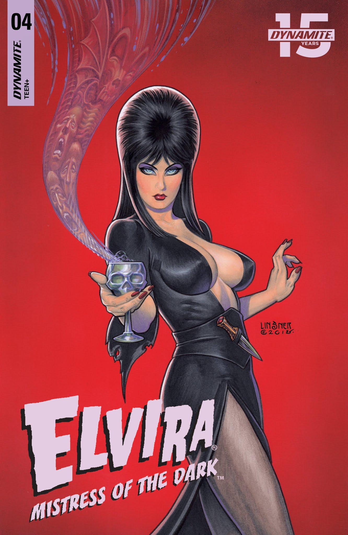 Elvira: Mistress of the Dark (2018) 4 Page 1