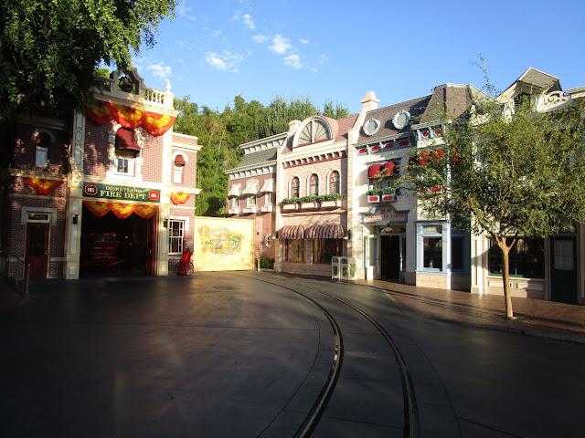 Disneyland Anaheim Fire Department