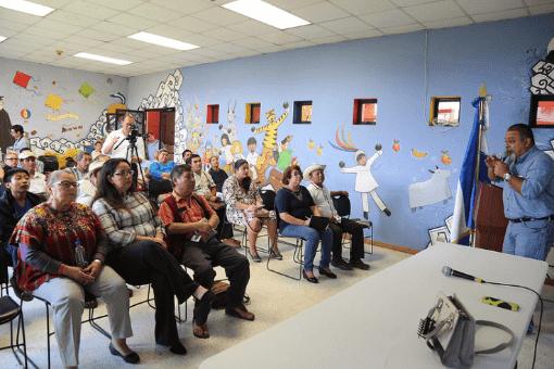 Pueblos Originarios del continente se reúnen en El Salvador