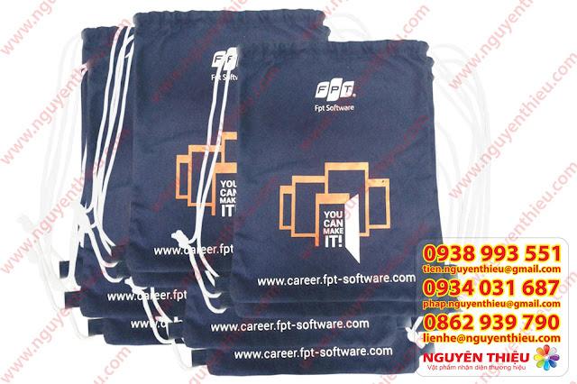 Xưởng may túi vải bố quảng cáo giá rẻ, công ty may túi vải bố quảng cáo giá rẻ, cung cấp túi vải bố