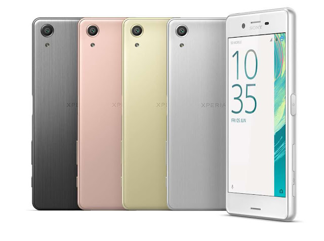 Sony rilis Xperia X, Xperia X Perfomance dan Xperia XA di MWC 2016