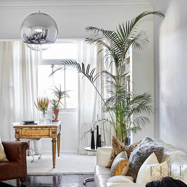 Living Room by Elle Decoration UK {Cool Chic Style Fashion}