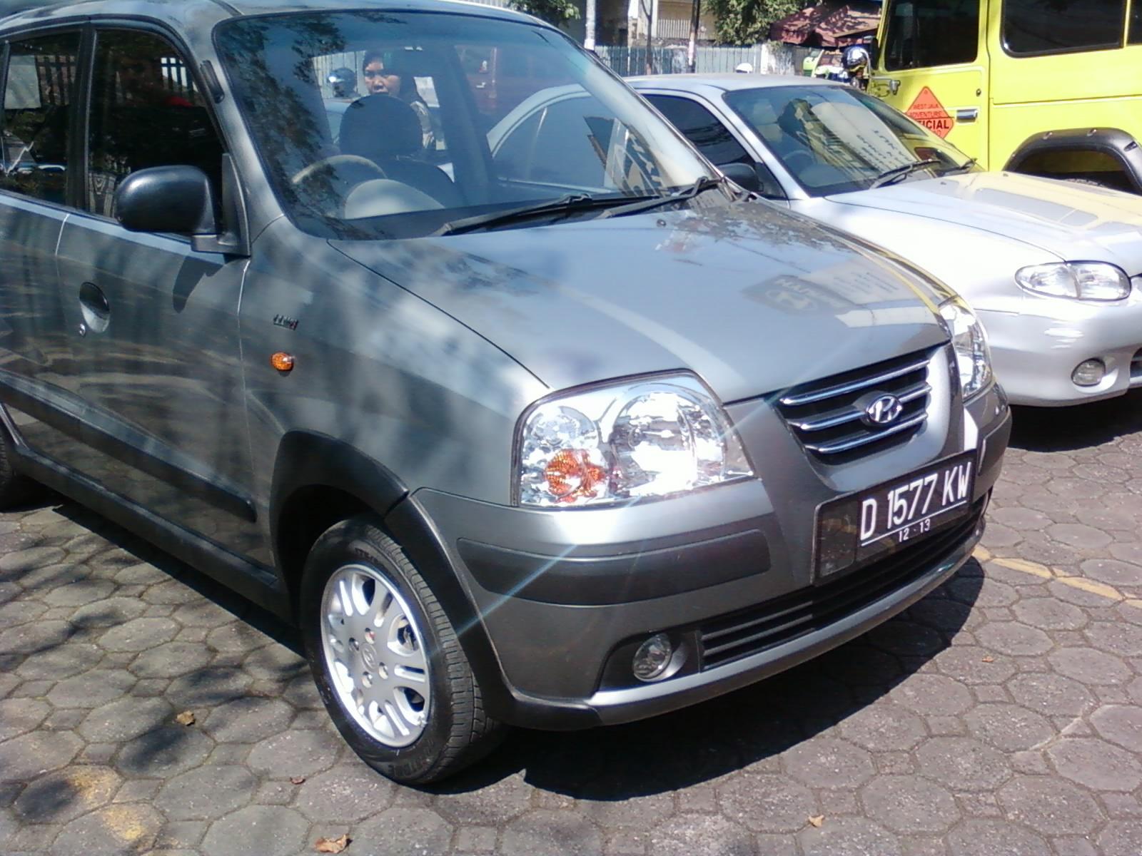 Modifikasi Mobil Hyundai Matrix | Ottomania86
