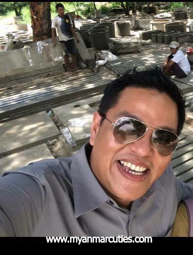 Ganda Win Ex Husband Danny Yong