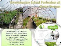 Maraknya Penggunaan Greenhouse Untuk Pertanian di Masa Depan