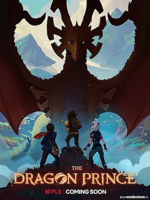 The Dragon Prince S01 Dual Audio Hindi Complete 720p WEB-DL 1.6GB