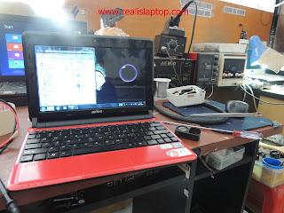 Serfis Laptop Axioo Pico CJM Sering Mati Sendiri