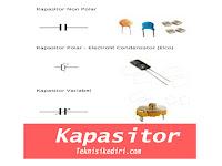 Jenis-Jenis Kapasitor Beserta Fungsinya - Elektronika Dasar