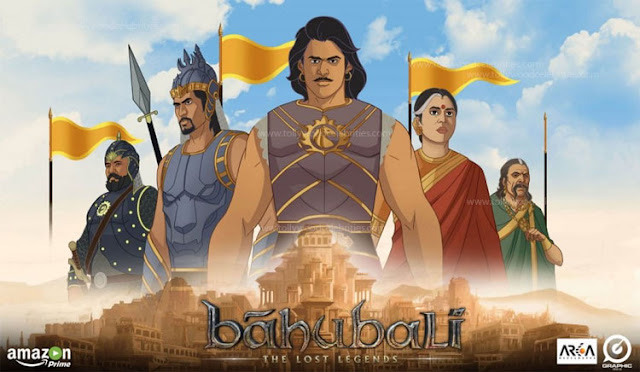 Baahubali confirms launch of Animated Series