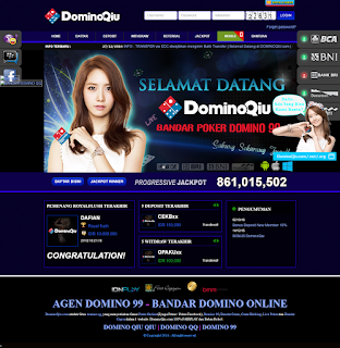 DominoQiu | Situs Agen Judi Online Uang Asli Terpercaya, Terbaik, dan Ter-nyaman di Indonesia