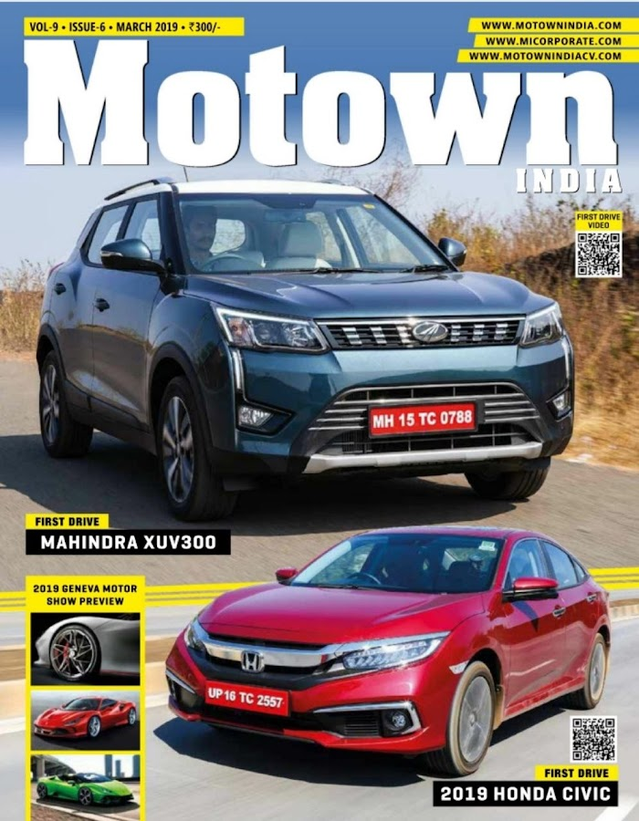 Motown India March 2019 PDF Download