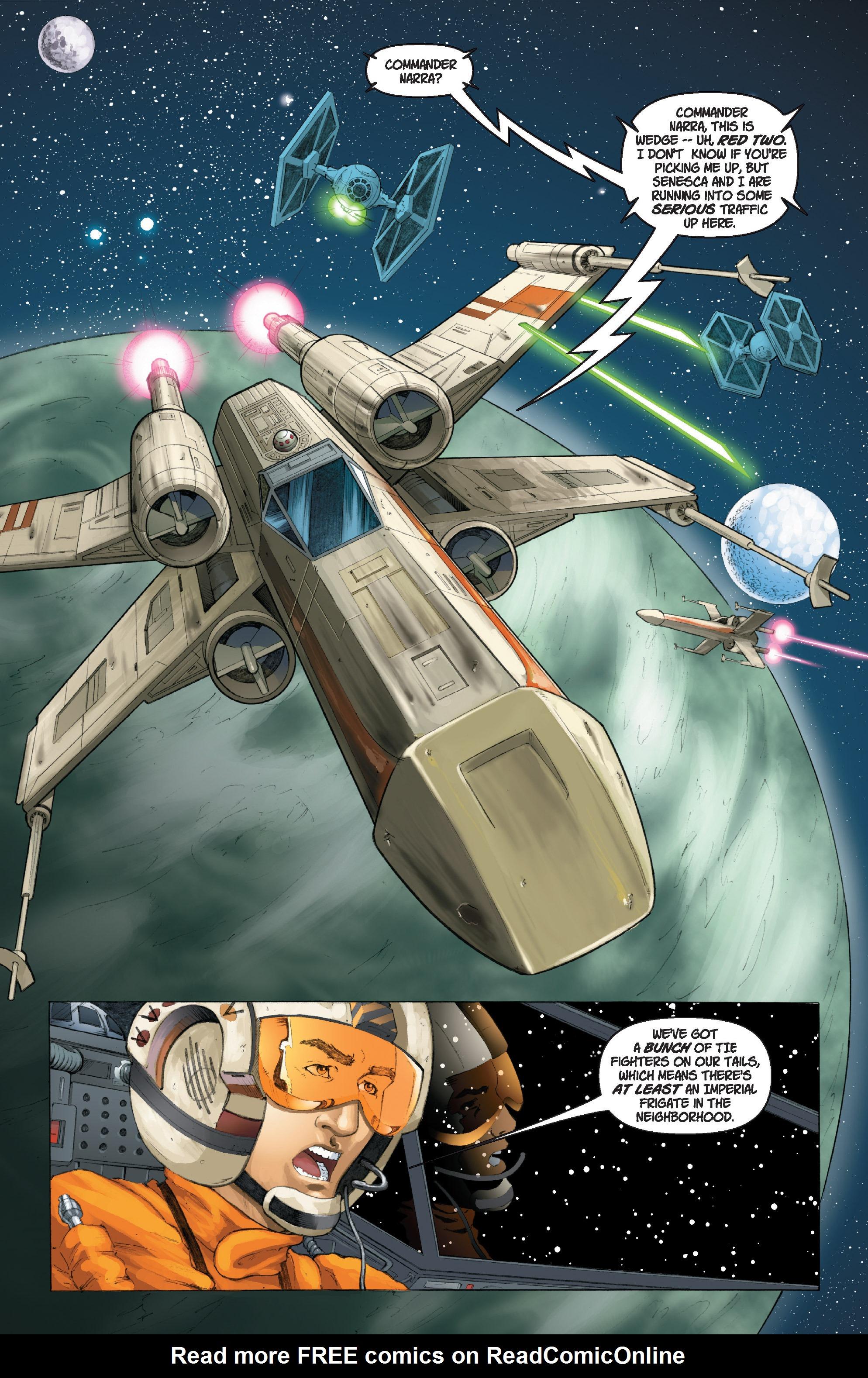 Read online Star Wars Omnibus comic -  Issue # Vol. 20 - 29
