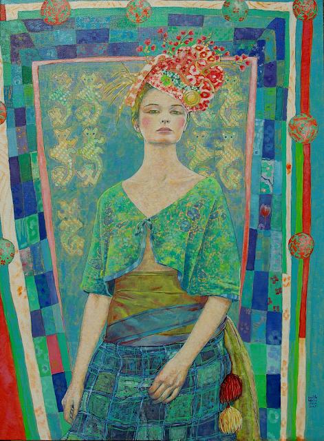 Elle et Moi Avec l'Espace Intermédiaire (2007), Myrtille Henrion Picco