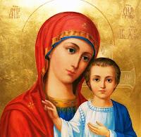 A șasea rugăciune către Născătoarea de Dumnezeu, a Sfântului Efrem Sirul, Maica Domnului, Rugaciuni catre Maica Domnului
