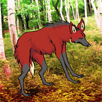 Play Games2Rule Red Wolf Fores…