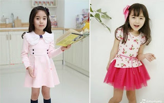 Tren Fashion Anak Perempuan Mix And Match