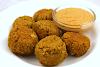 Chickpea Falafel Bites