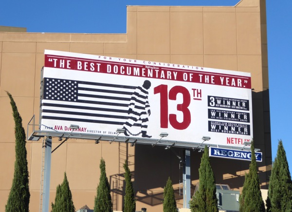 13th best documentary of year billboard