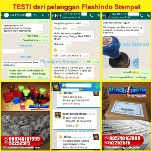 stempel laboran top canggih, stempel logo packing efisien
